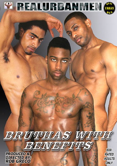 Bruthas With Benefits cover