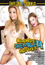 Blonde Shemale Hotties 4
