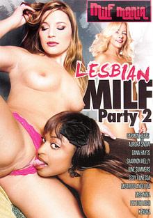 Lesbian MILF Party 2