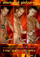 See the next installment in the The Gladiators Series featuring the toughest sexiest men alive taking stiff hard cock deep in their tight asses. These horny hunks are sucking and fucking hot studs and penetrating their waiting holes with their mighty weapons of destruction.