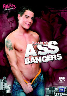 Bareback Ass Bangers cover