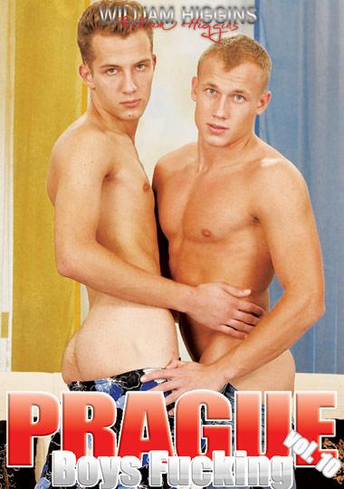 Prague Boys Fucking 10 cover