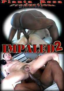 Impaled 2 cover