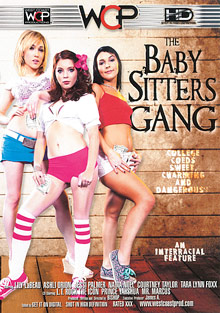 Interracial Porn : The Baby Sitters Gang!