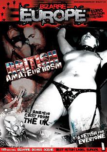 British Amateur BDSM