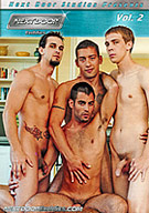 Where do you start when you pack 14 hot studs into one movie? Hot sex in the shower? Hot sex on the living room couch? A four-way gang bang on the coffee table? This one has them all, and more. Including fan favorites Alexy Tyler, Brodie Sinclair, Phenix Saint, and Justin Ryder!