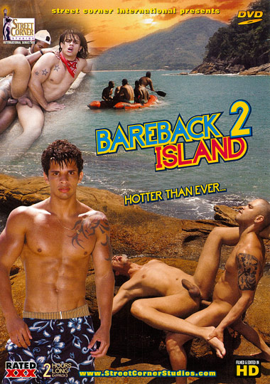 Bareback Island 2 Cover Front