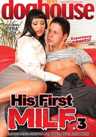 His First MILF 3 cover