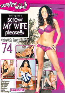 Screw My Wife Please 74 cover