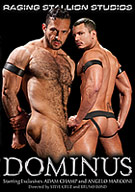 Dominus goes out to all the fans of classic jeans and leather-clad, hot and gritty man sex. Muscled, hairy and tattooed men slam their big cocks in hungry holes. Giant biceps stretch leather armbands and jockstraps and ass-less chaps frame bubble butts as these studs pursue testosterone-fueled encounters in a dark sex club...the intensity is electric...the satisfaction complete.