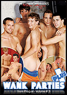 If you love sexy guys from Prague then you won't want to miss out on Wank Parties From Prague 3!