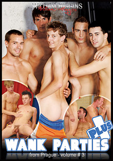 Wank Parties Plus From Prague 3 cover