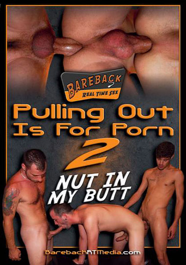 Pulling Out Is For Porn 2 cover