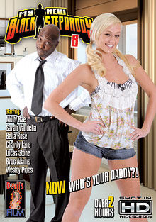 Interracial Porn : My New Black Step Daddy 8!