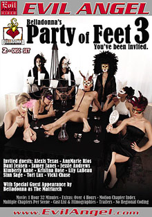 Party Of Feet 3 Part 2