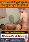 Southern College Boys 3: Straight Boy's First Time