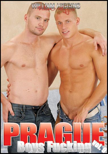Prague Boys Fucking 9 cover