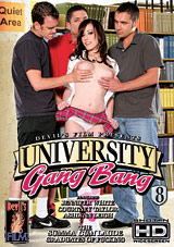 University Gang Bang 8 Xvideos