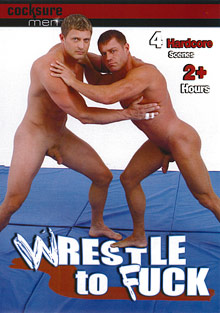 Wrestle To Fuck cover