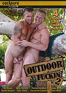 Whether hanging out in the garden or hiking through the hills, there's just something about the great outdoors that brings out the horn dog in hot guys. Five minutes in fresh air and these guys are ripping off their clothes and putting their mouths and tongues where the sun rarely shines. From there it's a short step to full blown, hard core action, with big, gorgeous erections sliding in and out of nice, tight asses. This collection gives a whole new meaning to America the Beautiful!