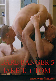 Bare Bangers 5: Jake T. And Tom cover