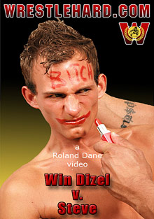 Win Diezel V. Steve cover