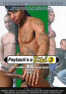 Gay Black Thugs : Paybacks Bitch 3!