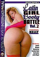 Latin Girl Booty Battle 2