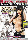 Rogue Adventures #36 features Canadian shemale Danika Dreamz fucking ChristianXX