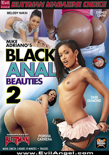 Black Anal Beauties 2