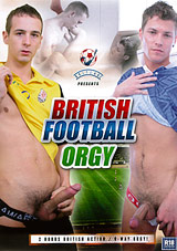 British Football Orgy Xvideo gay