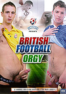 The beautiful game gets a slutty makeover, as a collection of filthy-minded, wannabe soccer stars transform the changing room into a sordid brothel of cock-sucking, ass-rimming and hole-banging! Forget the pre-match team-talk or the post-match analysis, these horny footballers are ready to score each and every time with their big, uncut dicks and their heavy, ripe balls. The British soccer scene has never looked so fuckin' hot or so damn dirty!