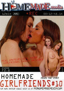 Home Made Girlfriends 10 cover