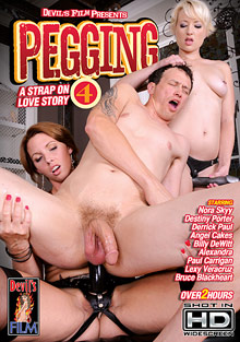 Pegging 4 cover