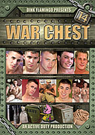 War Chest 14 brings several smoking hot guys together in both solo and joined action!