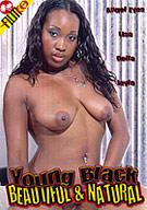 Young Black Beautiful And Natural