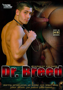 Dr. Breed cover