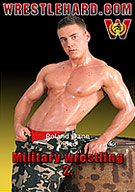 Newcomers David Excalibur v Jeffrey Branson throw down in this hot, rough, and sexy military fuck fest!