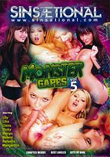 Monster Gapes 5