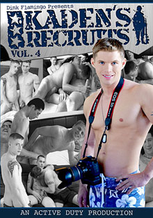 Gay Military Soldiers : Kadens Recruits 4!