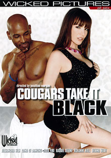 Interracial Porn : Cougars Take it Black!