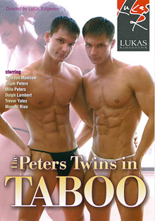 The Peters Twins In Taboo cover