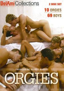 Gay Reality Porn : Orgies!