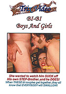 Prepare For Some Of The Hottest Anything Goes MMF Action Ever Caught On Film! BiMaxx Volume thirty-two includes four incredibly hot threesomes, She wanted to watch him suck off his own step-brother.. and he does! When these bi couples get together..they all know that everybody will swallow!