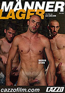 Check out the latest from Cazzofilm, Manner Lager, featuring the hottest guys in action from Germany!