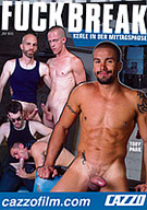 Check out the latest from Cazzo Film, Fuck Break, featuring the hottest guys in action from Germay!