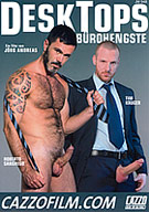 Check out the latest from Cazzo Film, Desk Tops, featuring the hottest guys in action from Germany!