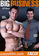 Check out the latest from Cazzo Film, Big Business, featuring the hottest guys in action from Germany!