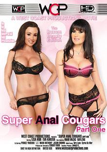 Interracial Porn : Super Anal Cougars!