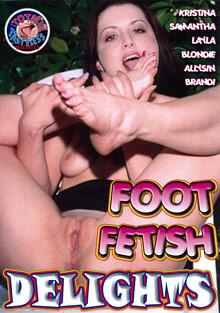 Foot Fetish Delights